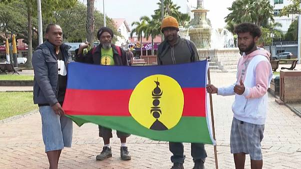 French territory of New Caledonia prepares for independence referendum