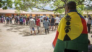 В Новой Каледонии проходит второй за два года референдум