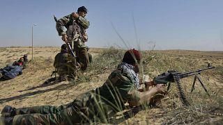 Libyalı savaşçılar