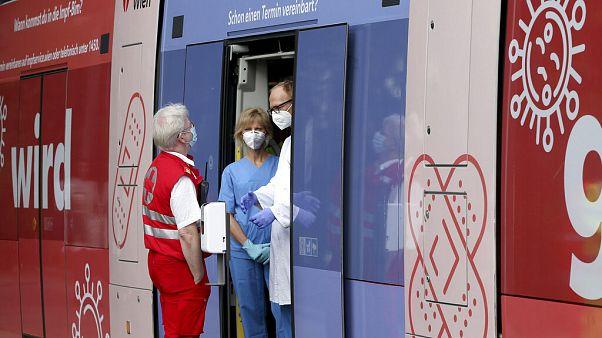 Grippeimpfungen in Wien
