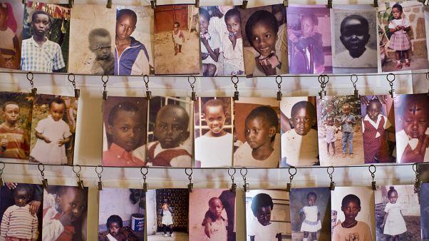 Ruanda Soykırımı kurbanları