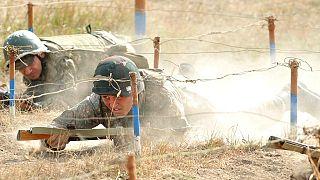 جنگ قرهباغ آرشیو خبرگزاری فرانسه (عکس تزیینی است)