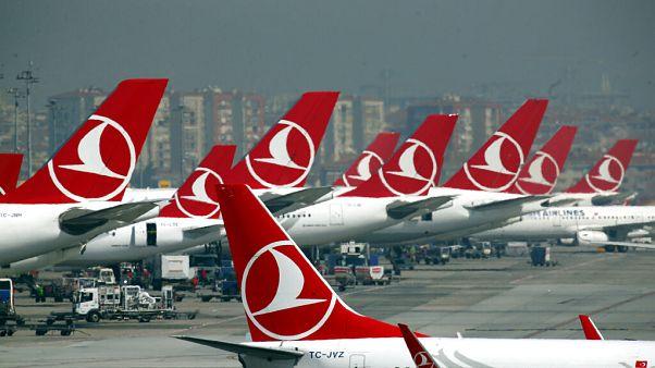 THY uçakları