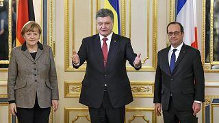 Eski Ukrayna Devlet Başkanı Petro Poroşenko