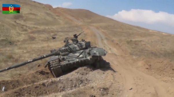 Haut-Karabakh : une semaine de combats intenses