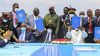 Sudan, rebel alliance sign peace deal