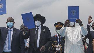 Sudan'da çatışmaları bitiren nihai barış imzalandı