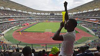 La Côte d'Ivoire inaugure son stade olympique à Ebimpe