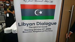 Libya rivals hold talks in Morocco