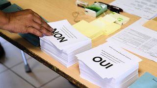 Yeni Kaldeonya'da bağımsızlık referandumu