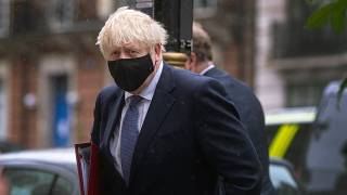 """Boris Johnson claims the UK can """"more than live with"""" a no-deal Brexit"""