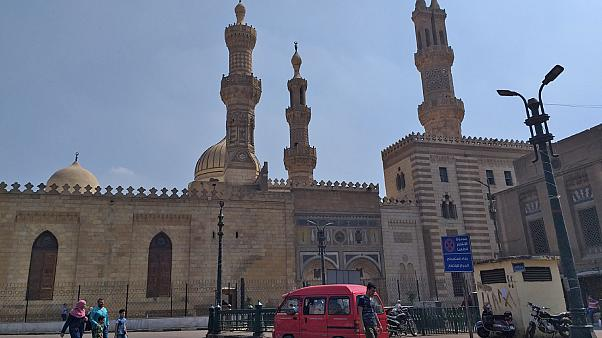 جامع الأزهر في القاهرة- مصر