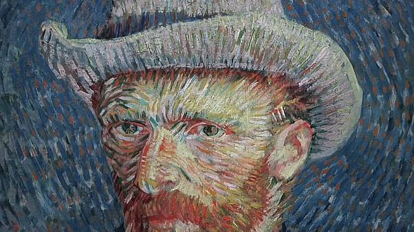 Selbstbildnis, Van Gogh Museum Amsterdam