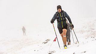 Météo dantesque pour l'Ultra Trail des Montagnes du Jura