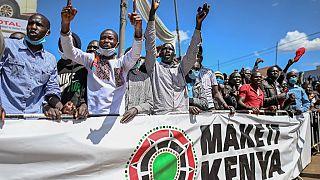 Le Kenya scotché devant le marathon de Londres