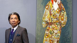 Lutto nel monda della moda. È morto lo stilista giapponese Kenzo