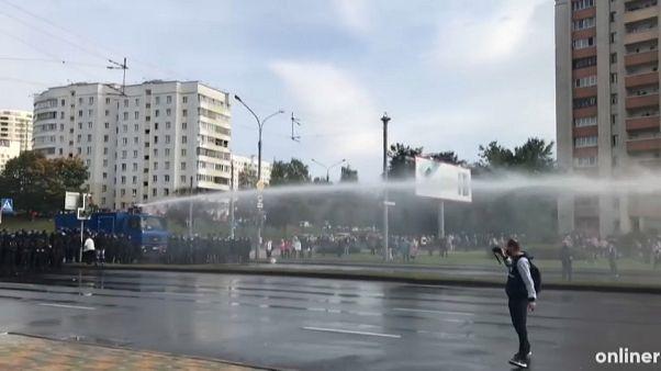ادامه اعتراضها در بلاروس؛ رهبران اپوزیسیون به حمایت اروپا دل بستهاند