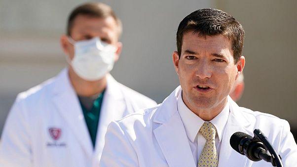 شان کانلی، پزشک کاخ سفید