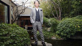 مصمم الأزياء الياباني كنزو تاكادا