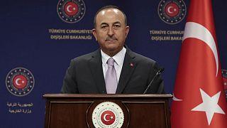 وزیر امور خارجه ترکیه