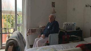 """Bewohner der Pflegeheims """"Villa Vittorio"""""""