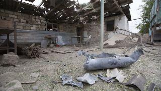 خسارتهای جنگ به منطقه قرهباغ