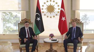Libya Turkey Economic Gains