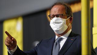 Fransa eski Cumhurbaşkanı François Hollande
