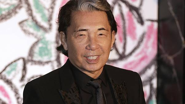 Kenzo Takada died at a hospital in Neuilly-sur-Seine, near Paris, over the weekend