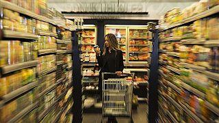 Tüketici fiyat endeksi (TÜFE) yıllık yüzde 11,75, aylık yüzde 0,97 arttı