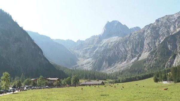 Tyrol landscape