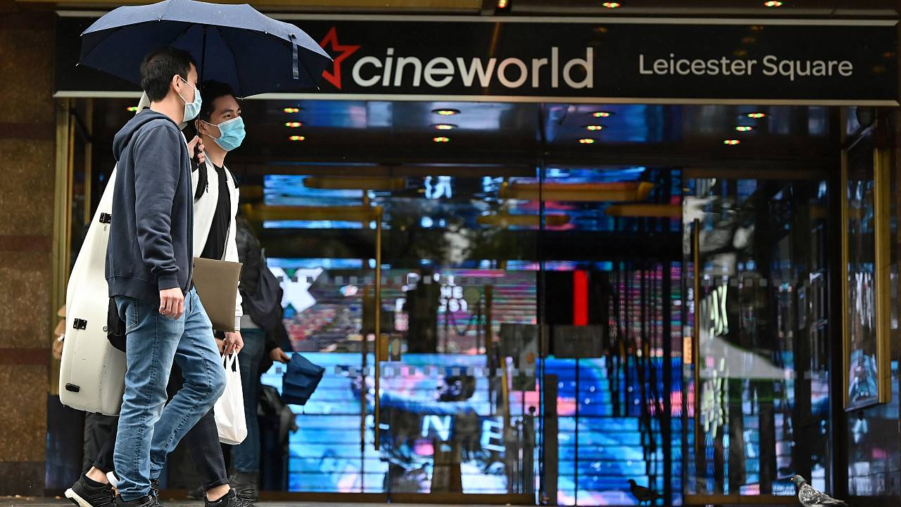 Ohne James Bond: Cineworld schließt 600 Kinos