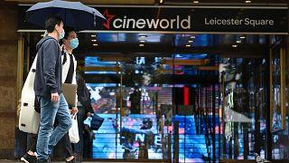 Cineworld: Κλείνει προσωρινά τις κινηματογραφικές αίθουσες σε ΗΠΑ και Βρετανία