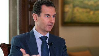 Suriye Devlet Başkanı Beşşar Esad (arşiv)