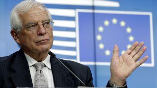 новый санкции ЕС против Минска