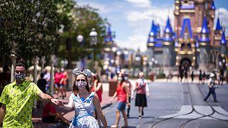 EUA: 28 mil pessoas vão ser depedidas nos Parques da Disney