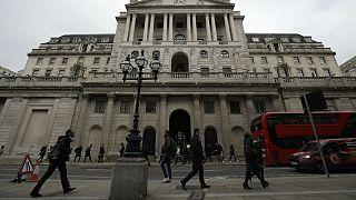 ساختمان بانک انگلستان در لندن