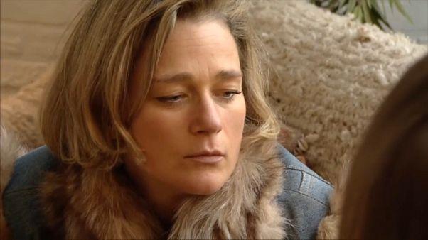 Delphine Boel devient une princesse belge