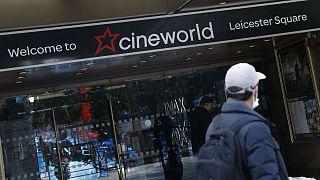شعبه میدان لستر سینمای سینورلد در شهر لندن