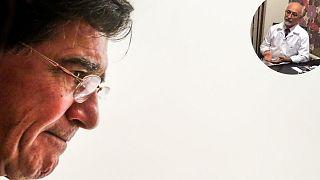 گفتوگوی اختصاصی یورونیوز با مدیرعامل بیمارستان جم درباره وضعیت سلامتی محمدرضا شجریان