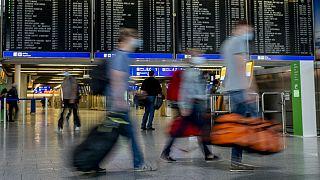 فرودگاه بینالمللی فرانکفورت، آلمان