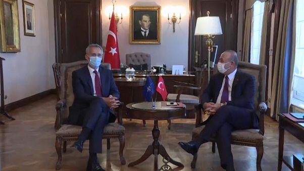 Berg-Karabach: Nato ruft Türkei zur Deeskalation auf