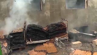 AP Barda shelling