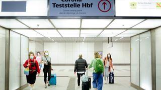 Berlin virus outbreak