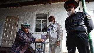 Kırgızistan Merkez Seçim Komisyonu seçimlerin sonuçlarını iptal etti