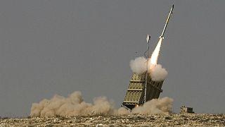 سامانه دفاع ضد موشکی اسرائیل
