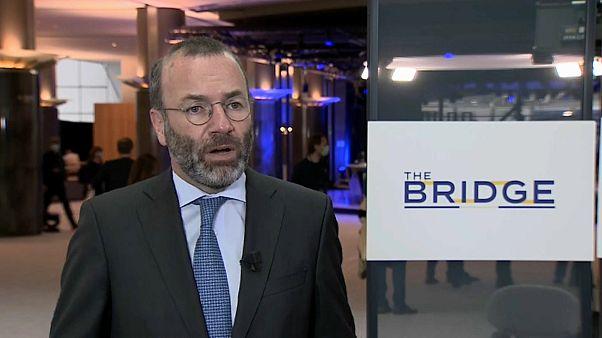 """Manfred Weber: """"sin un mecanismo vinculante no habrá Fondo de Recuperación"""""""
