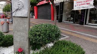 Pavlos Fyssas monument, Keratsini