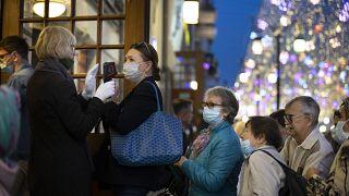 В Москве введены новые ограничительные меры