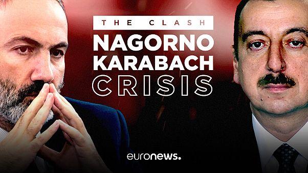 Лидеры Армении и Азербайджана - о конфликте в Нагорном Карабахе, взаимных претензиях и надеждах
